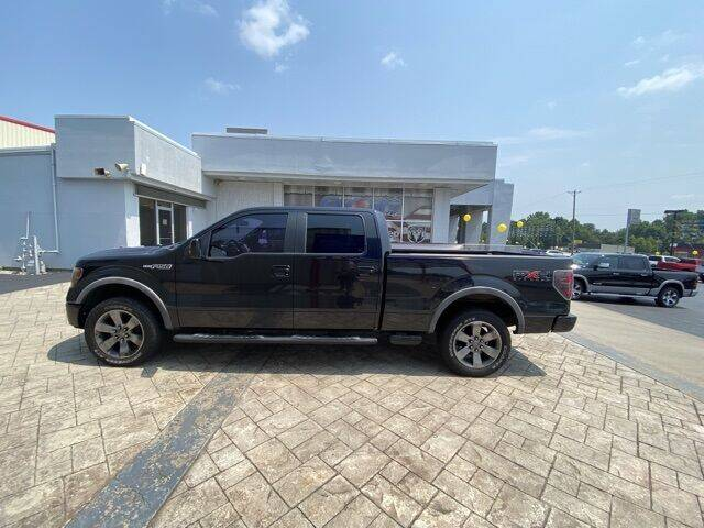 2011 Ford F-150 for sale at Tim Short Auto Mall in Corbin KY