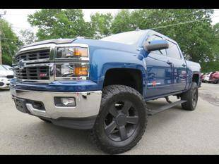 2015 Chevrolet Silverado 1500 for sale at Rockland Automall - Rockland Motors in West Nyack NY