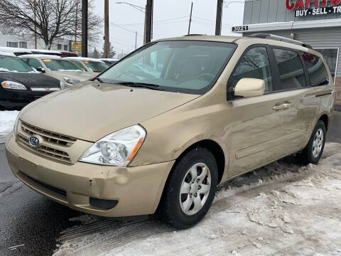 2009 Kia Sedona for sale at Capitol Auto Sales in Lansing MI