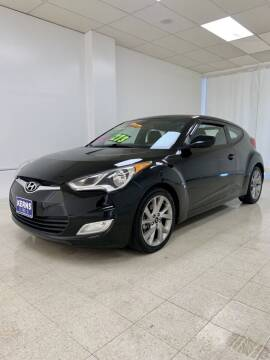 2017 Hyundai Veloster for sale at Kerns Ford Lincoln in Celina OH