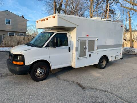 2007 GMC Savana Cutaway for sale at Long Island Exotics in Holbrook NY