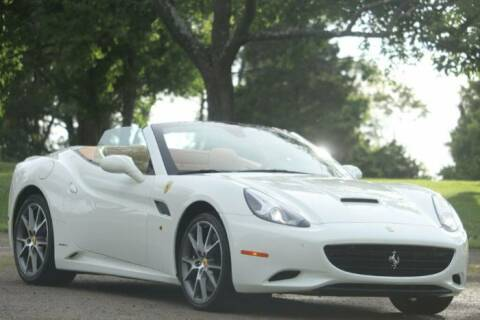 2012 Ferrari California for sale at Classic Car Deals in Cadillac MI