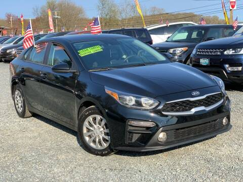 2019 Kia Forte for sale at A&M Auto Sales in Edgewood MD