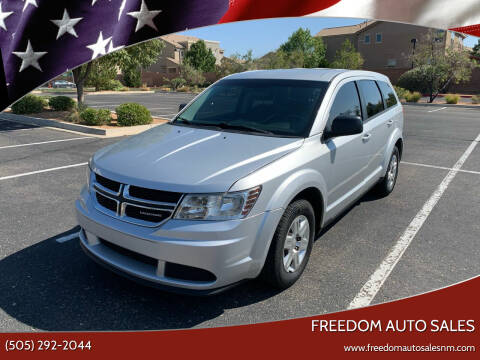 2012 Dodge Journey for sale at Freedom Auto Sales in Albuquerque NM