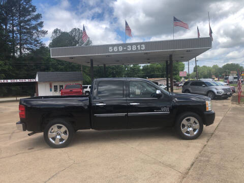 2011 Chevrolet Silverado 1500 for sale at BOB SMITH AUTO SALES in Mineola TX