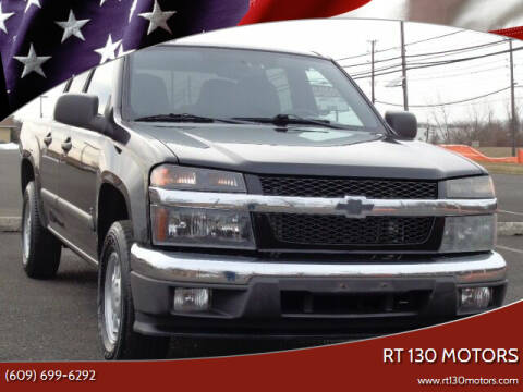 2008 Chevrolet Colorado for sale at RT 130 Motors in Burlington NJ