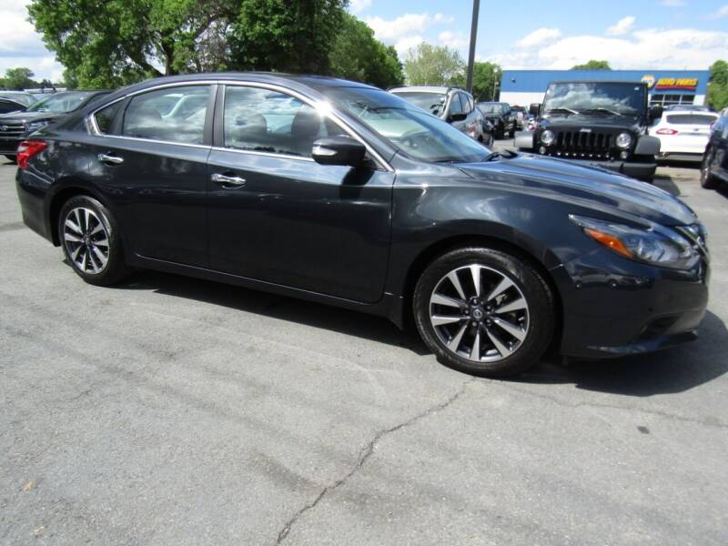 2016 Nissan Altima for sale at 2010 Auto Sales in Troy NY