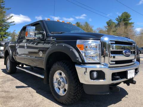 2015 Ford F-250 Super Duty for sale at Langlois Auto and Truck LLC in Kingston NH