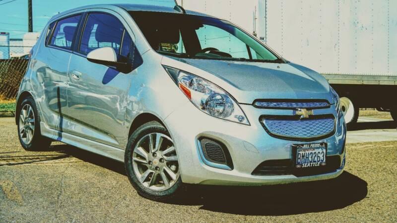 2015 Chevrolet Spark EV for sale at Paisanos Chevrolane in Seattle WA