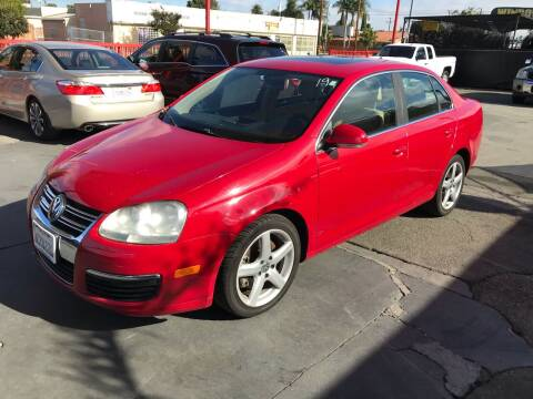 2007 Volkswagen Jetta for sale at Auto Emporium in Wilmington CA