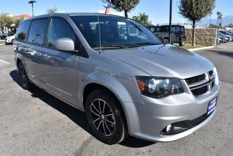 2019 Dodge Grand Caravan for sale at DIAMOND VALLEY HONDA in Hemet CA