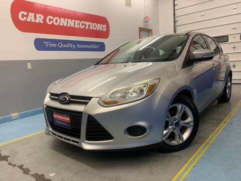 2013 Ford Focus for sale at CAR CONNECTIONS in Somerset MA