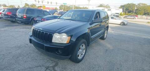 2007 Jeep Grand Cherokee for sale at Autos by Tom in Largo FL