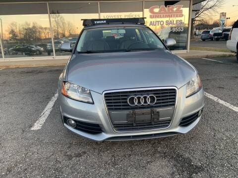2010 Audi A3 for sale at Carz Unlimited in Richmond VA