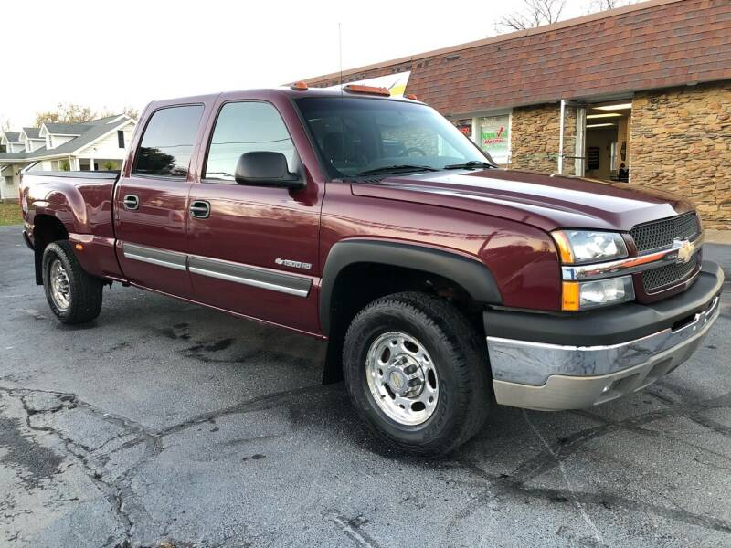 2003 Chevrolet Silverado 1500HD for sale at Approved Motors in Dillonvale OH