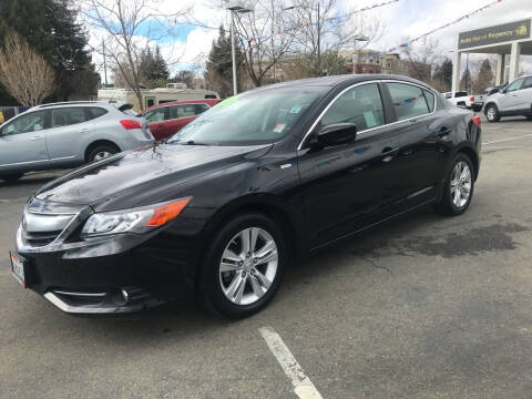 2013 Acura ILX for sale at Autos Wholesale in Hayward CA