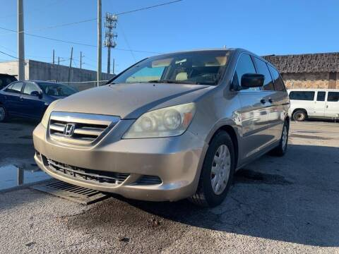 2005 Honda Odyssey for sale at YID Auto Sales in Hollywood FL