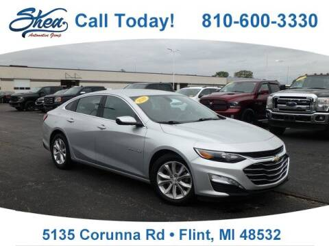 2019 Chevrolet Malibu for sale at Erick's Used Car Factory in Flint MI