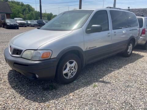 2003 Pontiac Montana for sale at Mid-Ohio Auto Wholesale Inc. in New Philadelphia OH