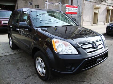 2006 Honda CR-V for sale at Discount Auto Sales in Passaic NJ
