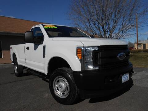 2017 Ford F-250 Super Duty for sale at McKenna Motors in Union Gap WA