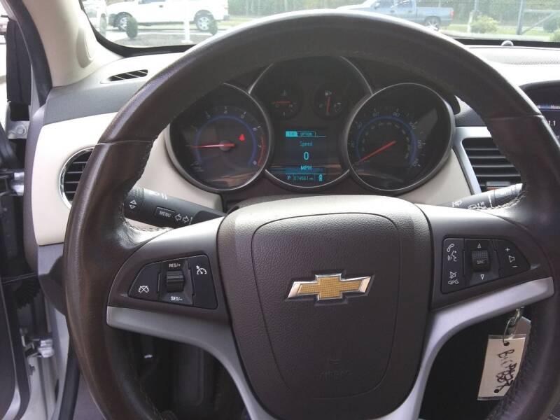 2016 Chevrolet Cruze Limited 2LT Auto 4dr Sedan w/1SH - Pleasant View TN
