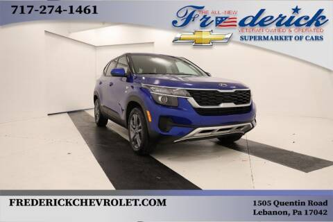 2021 Kia Seltos for sale at Lancaster Pre-Owned in Lancaster PA