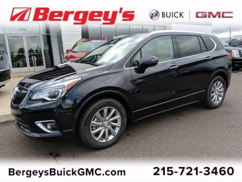 2020 Buick Envision for sale at Bergey's Buick GMC in Souderton PA