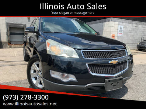 2009 Chevrolet Traverse for sale at Illinois Auto Sales in Paterson NJ