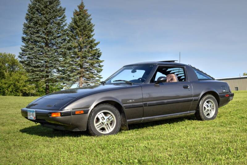 1982 Mazda RX-7 for sale at Hooked On Classics in Watertown MN