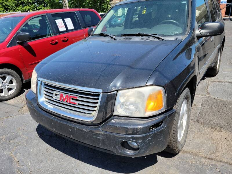 2008 GMC Envoy for sale at Beaulieu Auto Sales in Cleveland OH