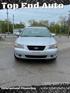 2006 Hyundai Sonata for sale at Top End Auto in North Atteboro MA