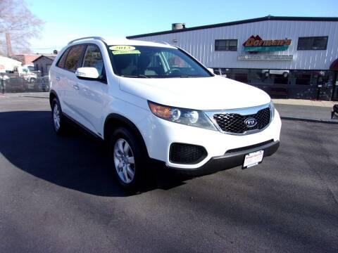 2013 Kia Sorento for sale at Dorman's Auto Center inc. in Pawtucket RI