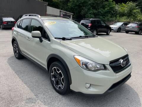 2014 Subaru XV Crosstrek for sale at Worldwide Auto Group LLC in Monroeville PA