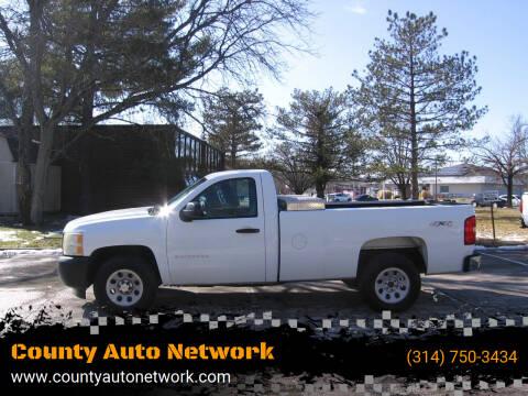 2012 Chevrolet Silverado 1500 for sale at County Auto Network in Ballwin MO
