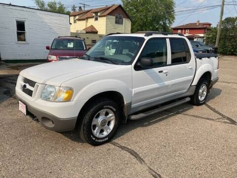2003 Ford Explorer Sport Trac for sale at Affordable Motors in Jamestown ND