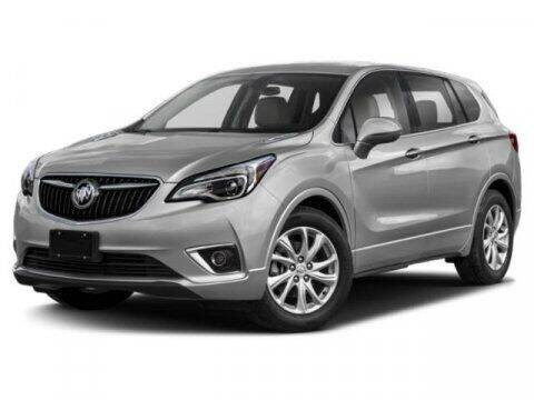 2020 Buick Envision for sale at Griffin Buick GMC in Monroe NC