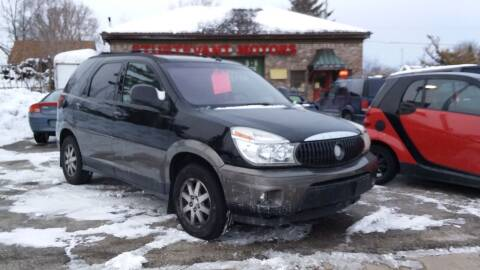 2004 Buick Rendezvous for sale at Fraziers Sturtevant Motors in Sturtevant WI