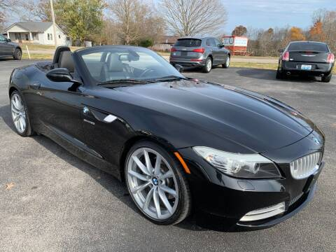 2010 BMW Z4 for sale at Hillside Motors in Jamestown KY
