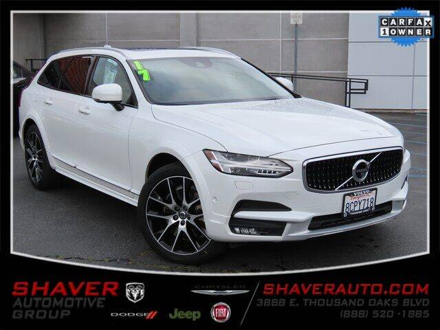 2017 Volvo V90 Cross Country for sale in Thousand Oaks, CA