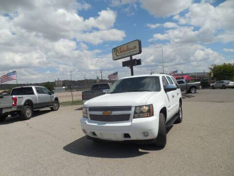 2008 Chevrolet Tahoe for sale at Sundance Motors in Gallup NM