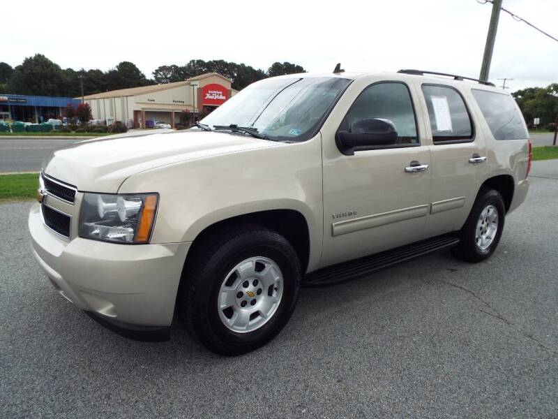 2010 Chevrolet Tahoe for sale at USA 1 Autos in Smithfield VA