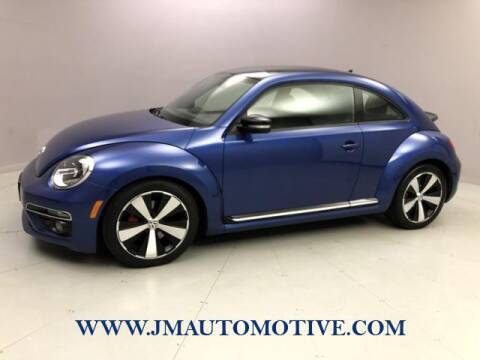 2013 Volkswagen Beetle for sale at J & M Automotive in Naugatuck CT