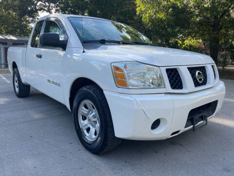 2005 Nissan Titan for sale at Thornhill Motor Company in Lake Worth TX