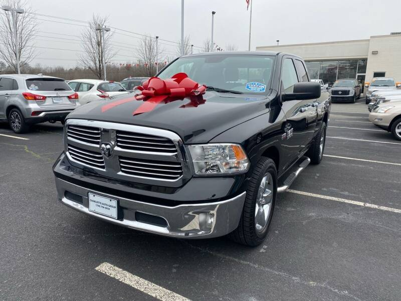 2016 RAM Ram Pickup 1500 for sale at Charlotte Auto Group, Inc in Monroe NC