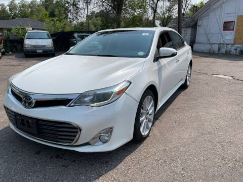 2013 Toyota Avalon for sale at Mister Auto in Lakewood CO