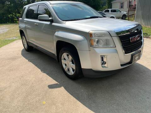 2013 GMC Terrain for sale at Day Family Auto Sales in Wooton KY