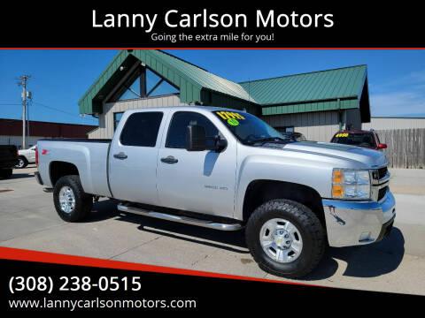 2010 Chevrolet Silverado 2500HD for sale at Lanny Carlson Motors in Kearney NE