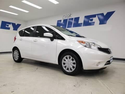 2015 Nissan Versa Note for sale at HILEY MAZDA VOLKSWAGEN of ARLINGTON in Arlington TX