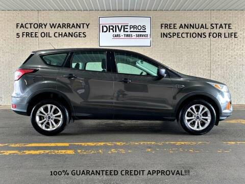 2017 Ford Escape for sale at Drive Pros in Charles Town WV
